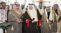 الأمير سعود بن نايف يفتتح معرض الأسر المنتجة «صنعتي» 2015م