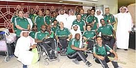 أبطال قوى الاحتياجات الخاصة يهدون الوطن 41 ميدالية