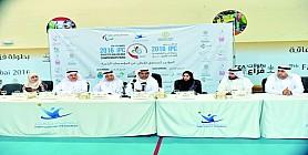 دبي جاهزة لاستقبال بطولة آسيا أوقيانوسيا لقوى المعاقين 7 الجاري