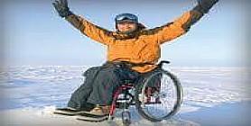 وليام تان الاعجوبة صاحب اقوي إنجاز حققه وهو علي كرسي المتحرك لم يستطيع تحقيقة الأصحاء
