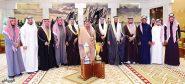 أمير الرياض يستقبل إدارة نادي الصم بالمنطقة