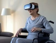 «الواقع الافتراضي» يدخل مجال العلاج الطبيعي