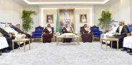 سمو أمير نجران يثّمن مبادرة جائزة الأميرة صيتة في تحفيز العمل الاجتماعي