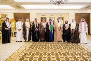 سمو الأمير فيصل بن مشعل يدشن حقيبة جمعية مبصرون لإعداد مدربي ذوي الإعاقة البصرية