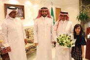 محافظ الجبيل يلتقي رئيس وأعضاء إدارة جمعية طيف التوحد